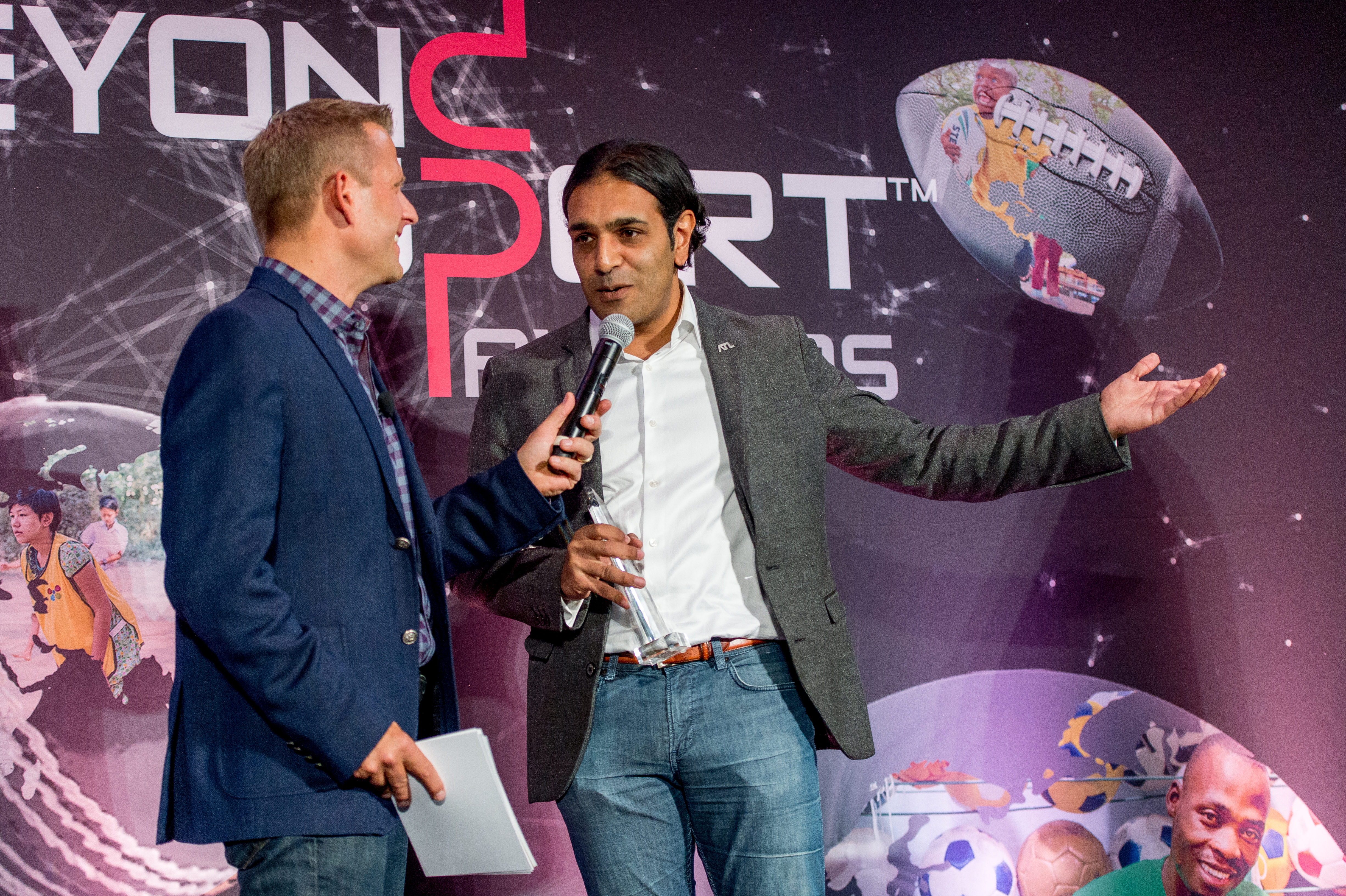 Beyond Sport Have Announced The  Organizations That Have Been Officially Shortlisted For The Prestigious Beyond Sport Global Awards