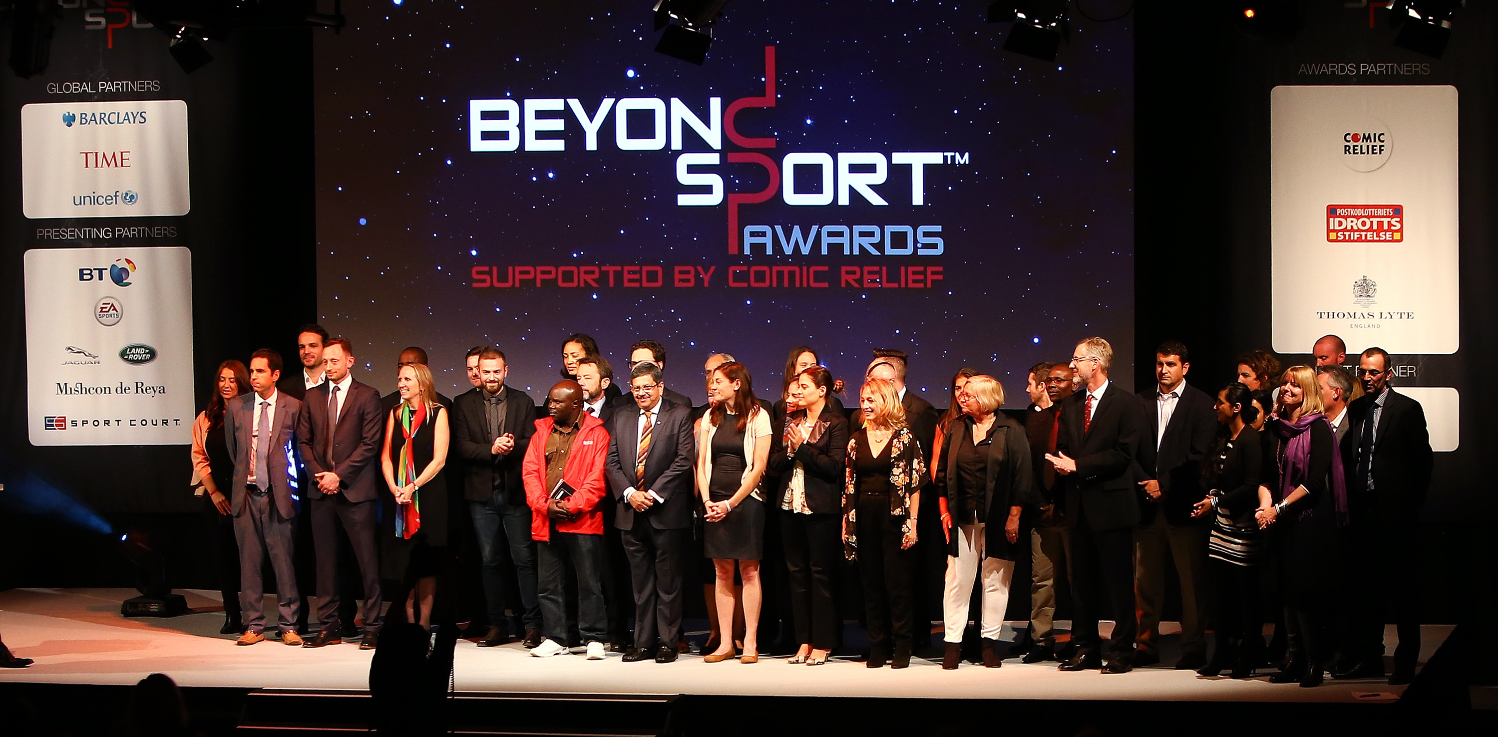 Live Demos And Award Celebrations All Centered Around The Theme Of Innovation The Beyond Sport Summit Awards  Has Come To A Close